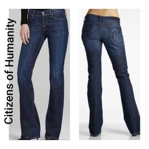 Citizens of Humanity Bootcut Low Rise Size 25